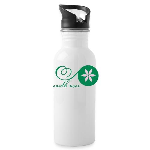 Earth User - Water Bottle