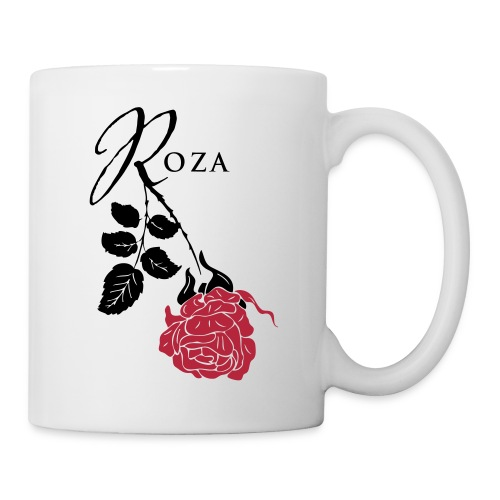 ROZA - Coffee/Tea Mug