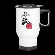 Mugs & Drinkware ~ Travel Mug ~ ROZA