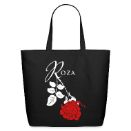 Bags & backpacks ~ Eco-Friendly Cotton Tote ~ ROZA
