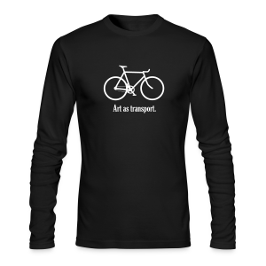 Art as Transport - Men's Long Sleeve T-Shirt by Next Level