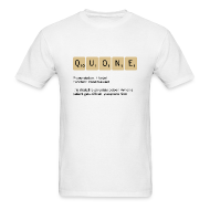 T-Shirts ~ Men's T-Shirt ~ Quone