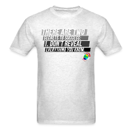 T-Shirts ~ Men's T-Shirt ~ Secrets to Success