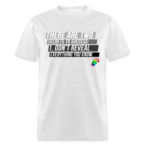Secrets to Success - Men's T-Shirt