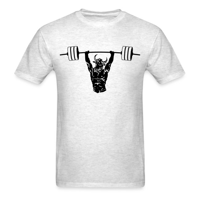 Mighty Minotaur Men's Standard Tee