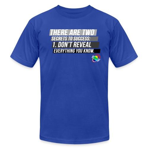 Secrets to Success - Men's  Jersey T-Shirt