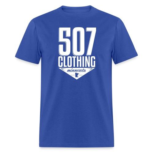 Food Chain Blue - Men's T-Shirt