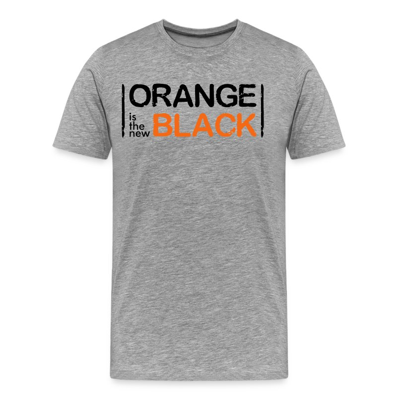 Orange is the New Black - Men's Premium T-Shirt