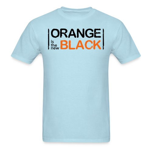 Orange is the New Black - Men's T-Shirt