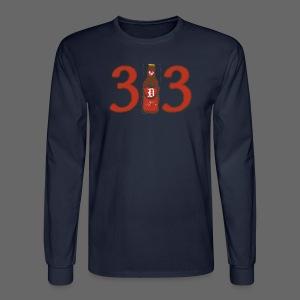 313 Pop - Men's Long Sleeve T-Shirt