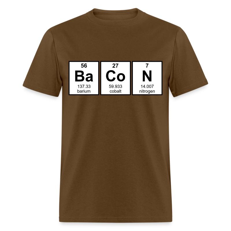 T Shirt Design Periodic Table