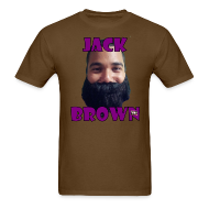 T-Shirts ~ Men's T-Shirt ~ Jack Brown