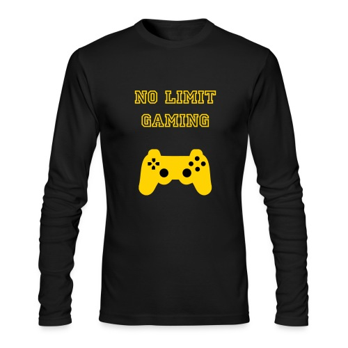 No Limit Gaming - Sympathy fan jersey - Men's Long Sleeve T-Shirt by Next Level