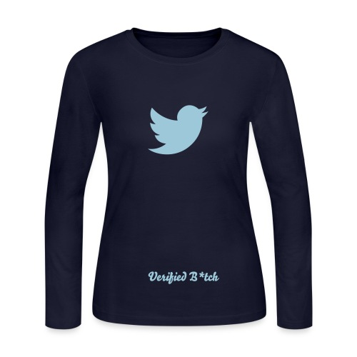 Verified - Women's Long Sleeve Jersey T-Shirt