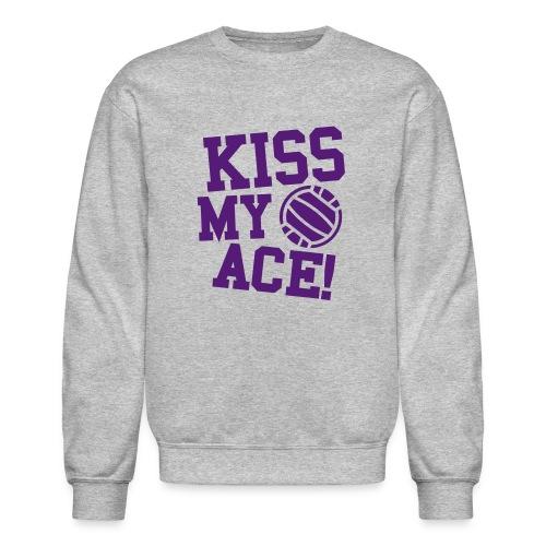 volleyball crewneck - Crewneck Sweatshirt