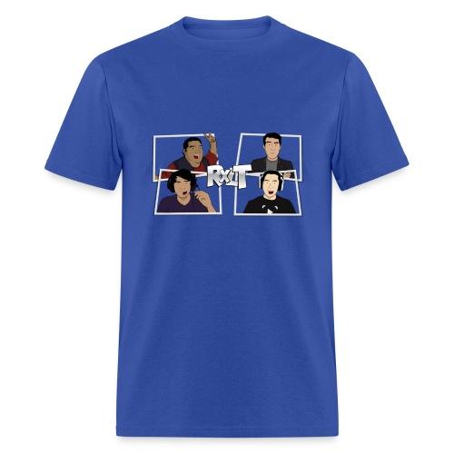 Rollo x la Tarde - Men's T-Shirt