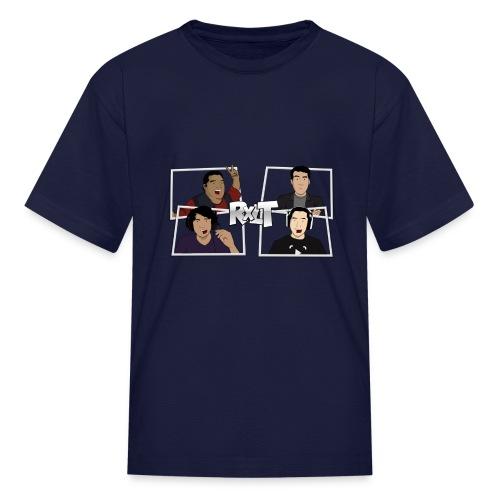 Rollo x la Tarde - Kids' T-Shirt