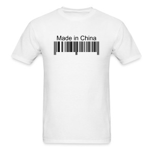 Made in China - Men's T-Shirt