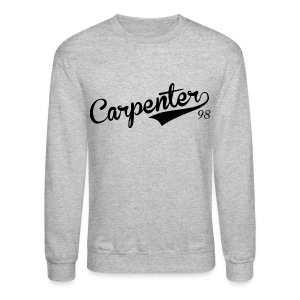 Magcon Varsity: Carpenter Sweater - Crewneck Sweatshirt