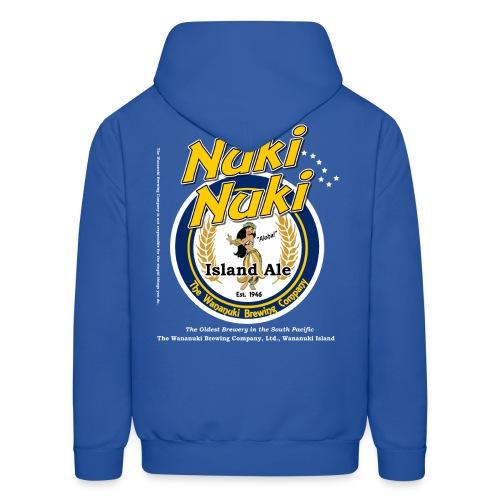 Nuki Nuki Island Ale hoodie - Men's Hoodie