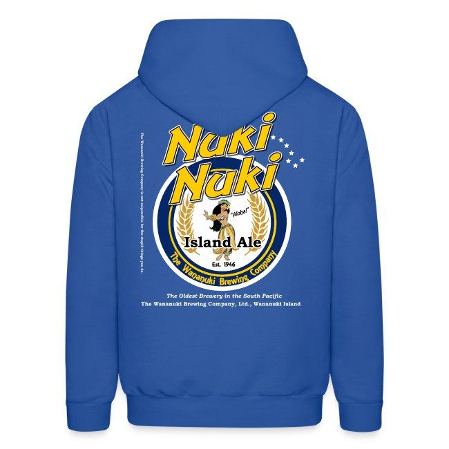 Nuki Nuki Island Ale hoodie