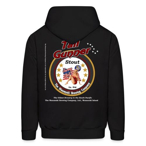 Tail Gunner Stout hoodie - Men's Hoodie