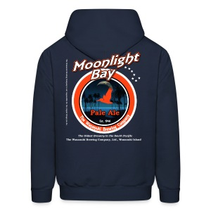 Moonlight Bay Pale Ale - Men's Hoodie