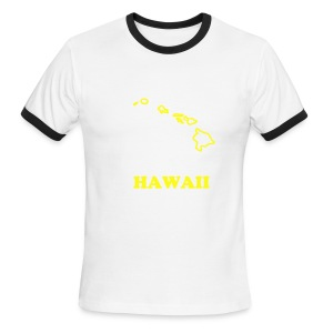 HAWAII - Men's Ringer T-Shirt