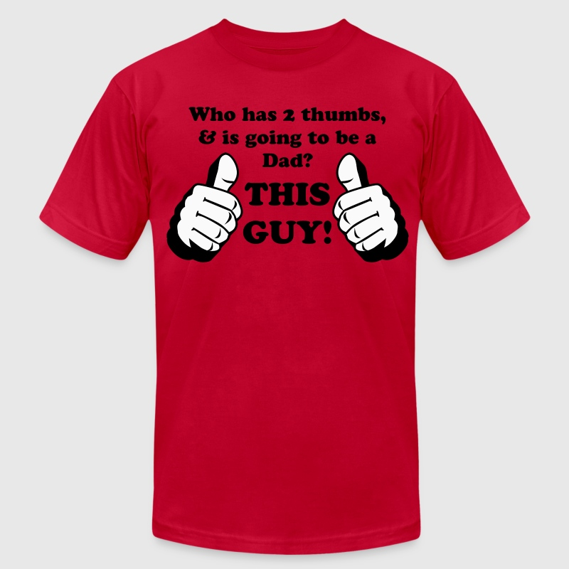 Two thumbs up this guy or girl custom graphic t shirt for Custom graphic design t shirts