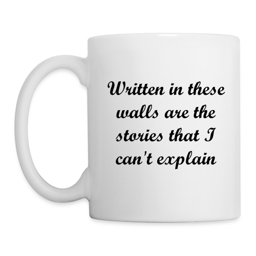 Story of My Life - Coffee/Tea Mug
