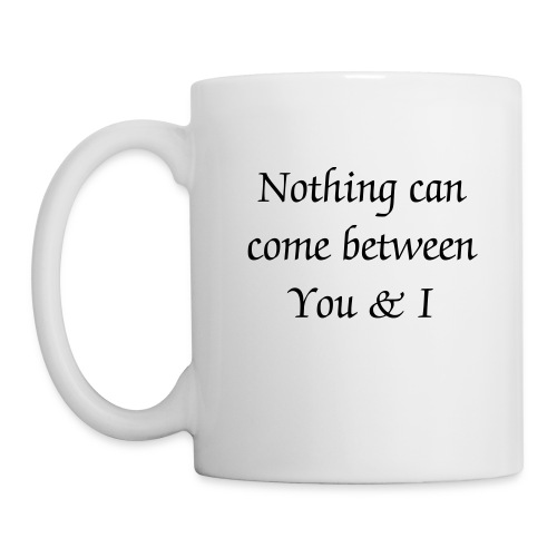 You & I - Coffee/Tea Mug