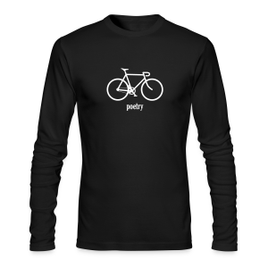 Poetry - Men's Long Sleeve T-Shirt by Next Level