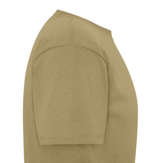 Stupid Tree Disc Golf Shirt - Black Print - Standar Shirt