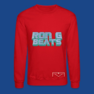 RON G BEATS BY RONALRENEE - Crewneck Sweatshirt