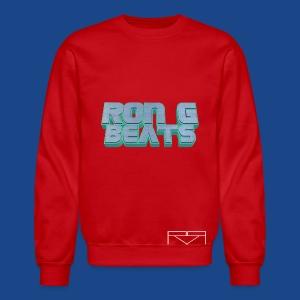 RON G BEATS BY RONALRENEE - Crewneck Sweatshirt