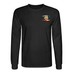 Bright Clouds Long Sleeve - Men's Long Sleeve T-Shirt