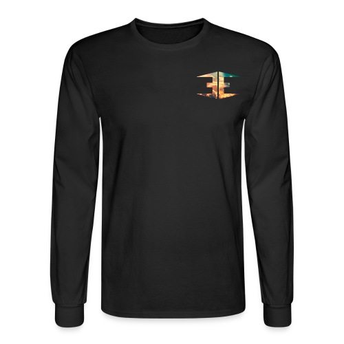 Bright Clouds Long Sleeve - Men's Long Sleeve T-Shirt