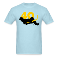 T-Shirts ~ Men's T-Shirt ~ Rask SUPERSTAR #40 Bruins Shirt