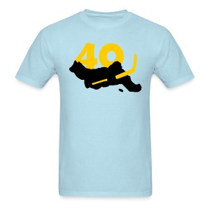 Rask SUPERSTAR #40 Bruins Shirt - Men's T-Shirt