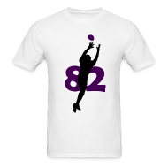 T-Shirts ~ Men's T-Shirt ~ Smith SUPERSTAR #82 Ravens Shirt