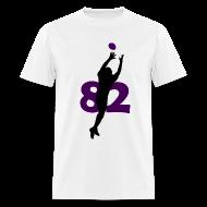T-Shirts ~ Men's T-Shirt ~ Smith SUPERSTAR #82 Ravens Shirt