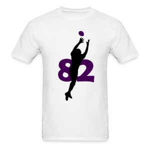 Smith SUPERSTAR #82 Ravens Shirt - Men's T-Shirt