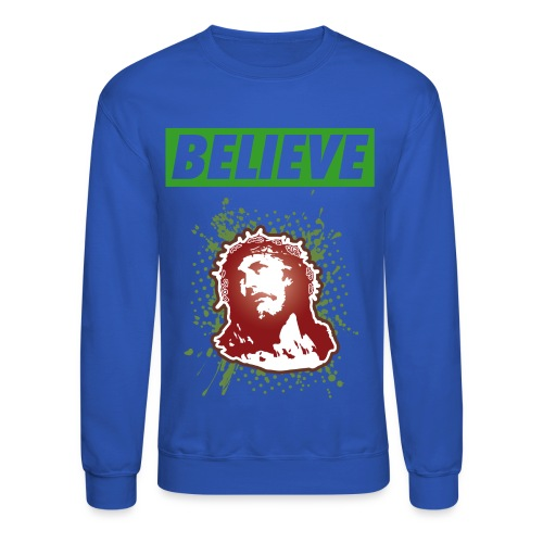Believe in christ  - Crewneck Sweatshirt