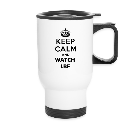 KEEP CALM MUG - Travel Mug