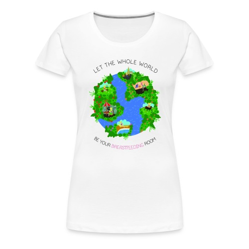 Mama Garcia Women's T-shirt - Women's Premium T-Shirt