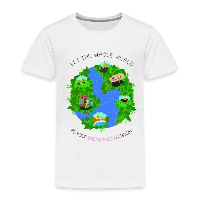 Mama Garcia Toddler T-shirt