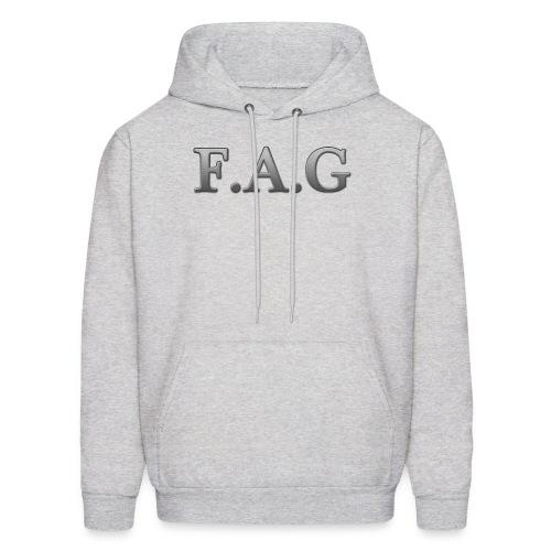 F.A.G Hoodie (Mens) - Men's Hoodie
