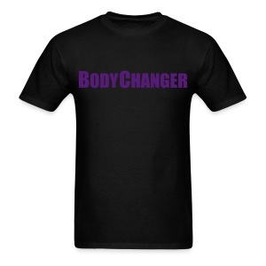 Men BODYCHANGER Standard T-Shirt Black - Men's T-Shirt