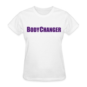 Woman BODYCHANGER Standard T-Shirt White - Women's T-Shirt