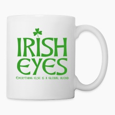 Irish eyes Bottles & Mugs